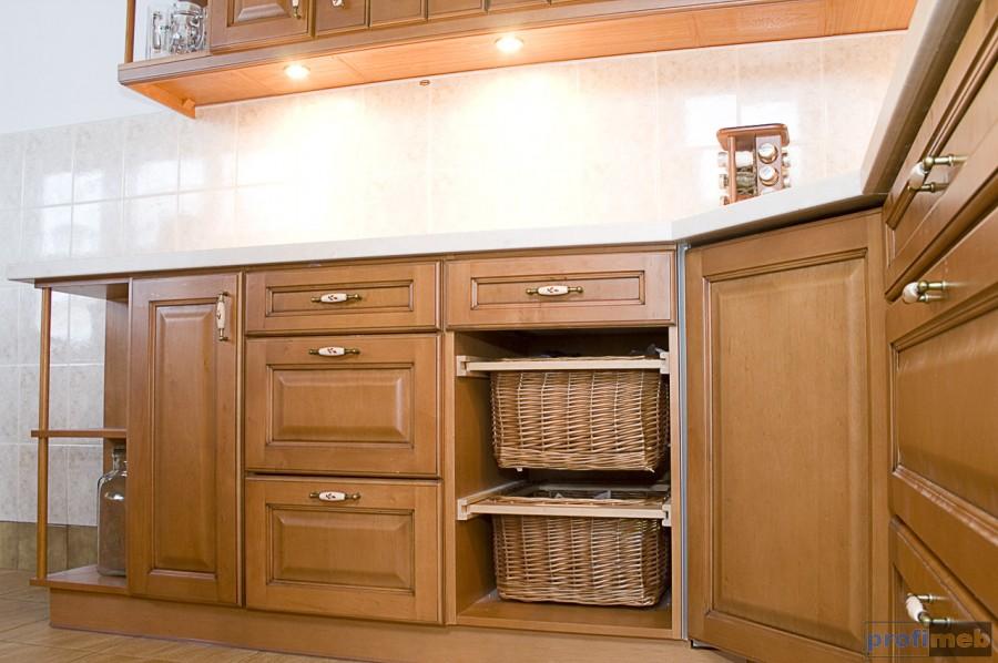 PROFIMEB  Kuchnie klasyczne  Alnus -> Kuchnie Klasyczne Szare